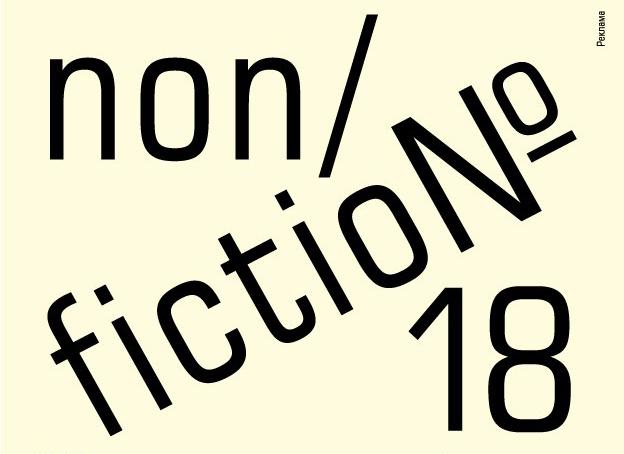 Приглашаем на 18-ю Международную выставку-ярмарку интеллектуальной литературы non/fictio№