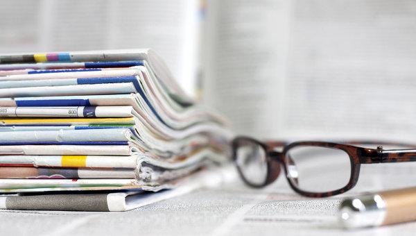 Реклама книг в СМИ. Июнь 2016 г.